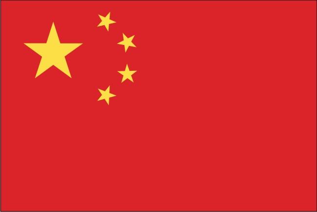 флаг китая картинки
