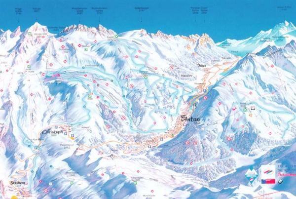 Курорт Сант-Антон, расположившийся в легендарном горнолыжном регионе Арльберг, популярном не только в Австрии, но и...